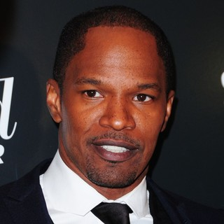 Jamie Foxx in The Premiere of Django Unchained