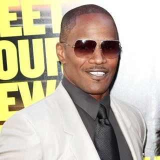 Jamie Foxx in The Los Angeles Premiere of Horrible Bosses - Arrivals