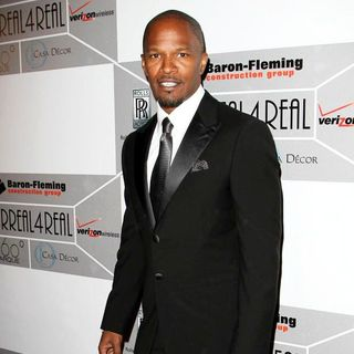 Jamie Foxx in Surreal4Real Charity Event Benefiting The Little Princess Foundation and Haven Hills Inc - Arrivals