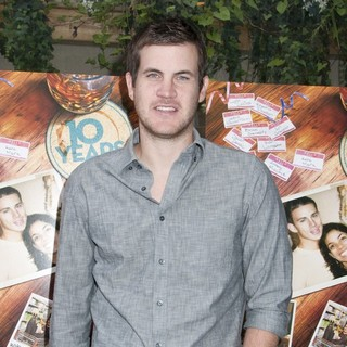 Jamie Linden in 10 Years Brunch Reunion Event - Arrivals