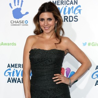 Jamie-Lynn Sigler in American Giving Awards Presented by Chase
