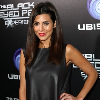 Jamie-Lynn Sigler in Black Eyed Peas Experience Launch Party Presented by Ubisoft