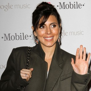 Jamie-Lynn Sigler in Celebrity Magenta Carpet Arrivals at The Launch Party for Google Music Available on T-Mobile