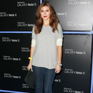 Jamie-Lynn Sigler in Samsung Mobile Launch Party for The New Samsung Galaxy Note II - Arrivals