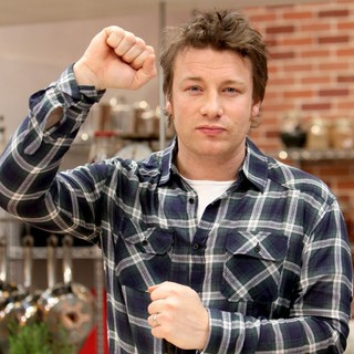 Jamie Oliver in The Launch The Second Season of Emmy-Award Wining Series Food Revolution