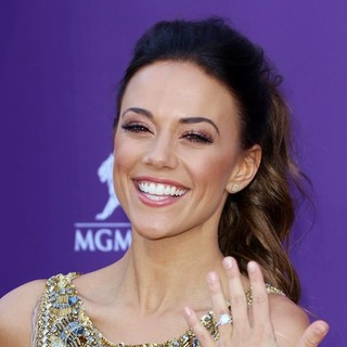 Jana Kramer in 48th Annual ACM Awards - Arrivals