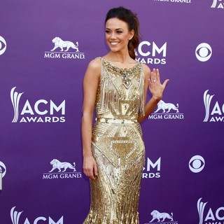 Jana Kramer in 48th Annual ACM Awards - Arrivals - jana-kramer-48th-annual-acm-awards-07