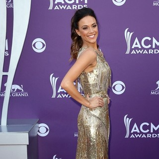 Jana Kramer in 48th Annual ACM Awards - Arrivals - jana-kramer-48th-annual-acm-awards-08