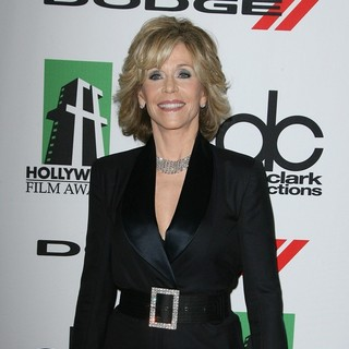 Jane Fonda in The 17th Annual Hollywood Film Awards