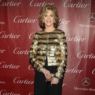 Jane Fonda in 25th Anniversary Palm Springs International Film Festival - Arrivals