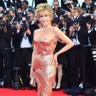 Jane Fonda in Moonrise Kingdom Premiere - During The Opening Ceremony of The 65th Cannes Film Festival