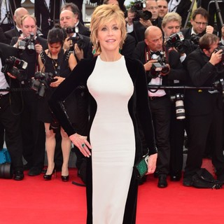 Jane Fonda in Rust and Bone Premiere - During The 65th Annual Cannes Film Festival