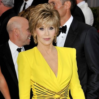 Jane Fonda in The 85th Annual Oscars - Red Carpet Arrivals