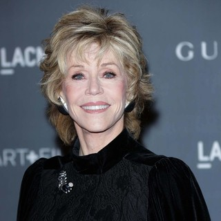 Jane Fonda in LACMA 2012 Art + Film Gala - Arrivals