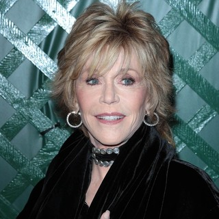 Jane Fonda in Paul McCartney Holds A Private Party to Premiere His Video My Valentine - Arrivals - jane-fonda-premiere-video-my-valentine-03