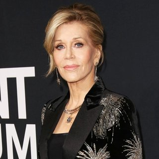 Jane Fonda - Saint Laurent at The Palladium - Arrivals
