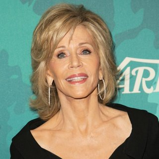 Jane Fonda - Variety's 2014 Power of Women Luncheon Presented by Lifetime - Arrivals