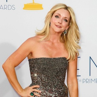 Jane Krakowski in 64th Annual Primetime Emmy Awards - Arrivals