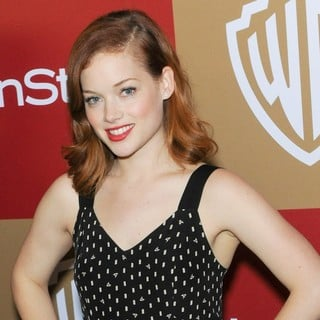 Jane Levy in InStyle And Warner Bros. 2013 Golden Globe After Party - Arrivals - jane-levy-2013-golden-globe-awards-after-party-02