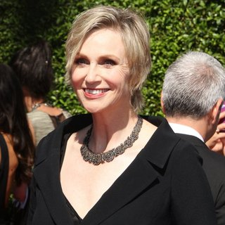 Jane Lynch in 2014 Creative Arts Emmy Awards - Arrivals