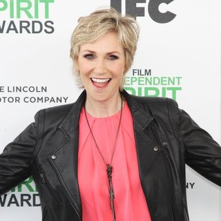 Jane Lynch in The 2014 Film Independent Spirit Awards - Arrivals