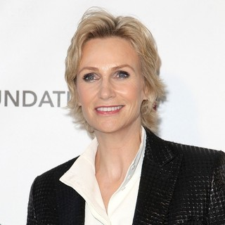 Jane Lynch in 21st Annual Elton John AIDS Foundation's Oscar Viewing Party