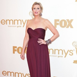 Jane Lynch in The 63rd Primetime Emmy Awards - Arrivals