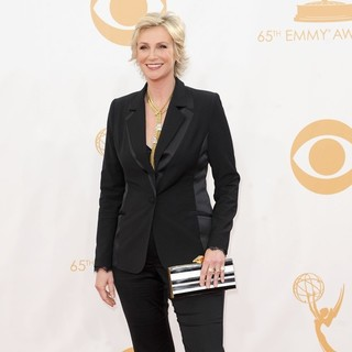 Jane Lynch in 65th Annual Primetime Emmy Awards - Arrivals