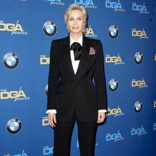Jane Lynch in The 66th Annual DGA Awards - Arrivals