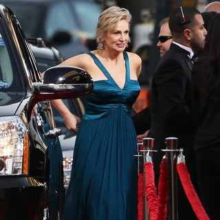 Jane Lynch in 70th Annual Golden Globe Awards - Arrivals