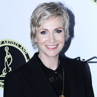 Jane Lynch in The Annual Make-Up Artists and Hair Stylists Guild Awards - Arrivals