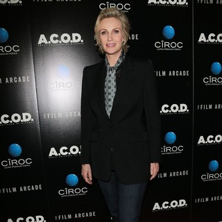 Jane Lynch in A.C.O.D. Los Angeles Premiere