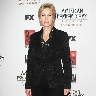 Jane Lynch in Premiere Screening of FX's American Horror Story: Asylum