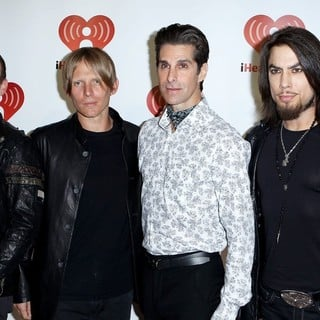 Jane's Addiction in iHeartRadio Music Festival - Day 1