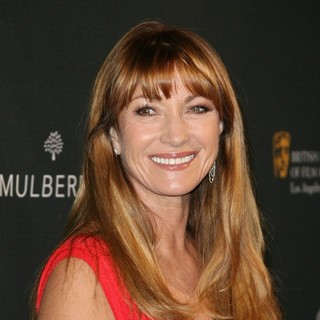 Jane Seymour in 2014 BAFTA Los Angeles Awards Season Tea Party