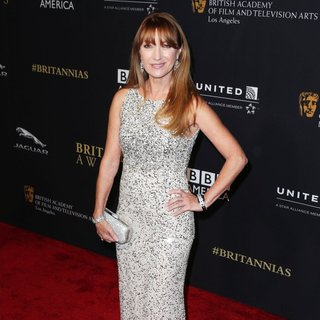 Jane Seymour in 2014 BAFTA Los Angeles Jaguar Britannia Awards Presented by BBC America and United Airlines