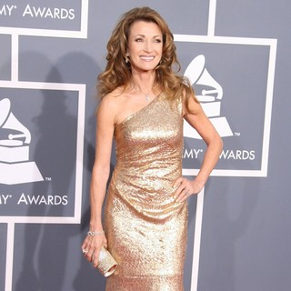 Jane Seymour in 54th Annual GRAMMY Awards - Arrivals