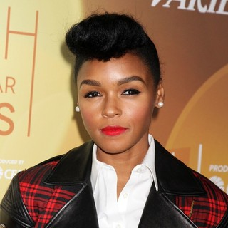 Janelle Monae in 2014 Variety Break Through of The Year Awards