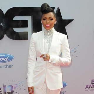 Janelle Monae in The 2013 BET Awards - Arrivals