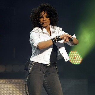 Janet Jackson in Janet Jackson Performing Live in Concert at Sydney Opera House