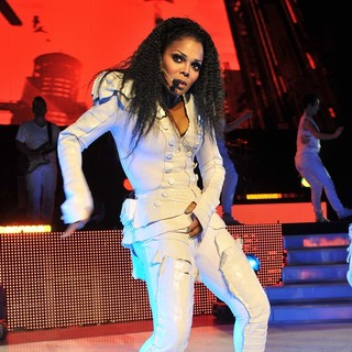 Janet Jackson - Janet Jackson Live at The Royal Albert Hall