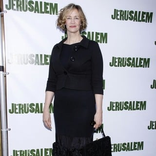 Janet McTeer in Opening Night of The Broadway Production of Jerusalem - Arrivals