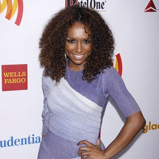 Janet Mock in 23rd Annual GLAAD Media Awards