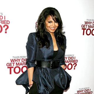 Janet Jackson - Special Screening of 'Why Did I Get Married Too?'