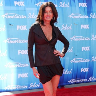 Janice Dickinson in American Idol Season 11 Grand Finale Show - Arrivals