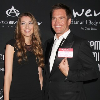 Bojana Jankovic, Michael Weatherly in Elyse Walker Presents The 8th Annual Pink Party Hosted by Michelle Pfeiffer - Arrivals