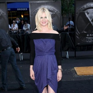 January Jones in The New York Premiere of 'X-Men: First Class'