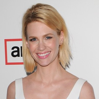 January Jones in AMC's Mad Men - Season 6 Premiere
