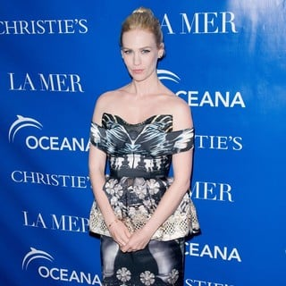 January Jones in The Screening of La Revolution Blue for Christie's Presented by La Mer - Arrivals