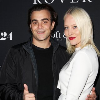 Nick Jarecki, Anette Nyseth in Los Angeles Premiere of The Rover - Arrivals